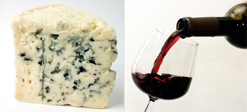 armonia vino queso