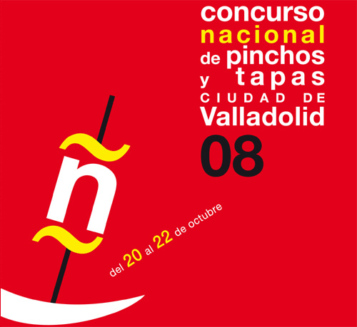 Concurso Ncional Pinchos Valladolid
