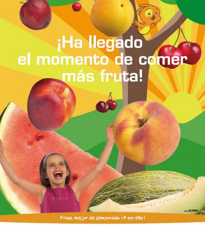 fruta a por ella