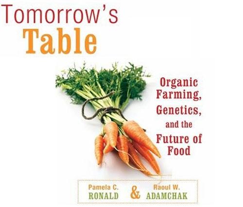 combinar OMG y alimentos organicos