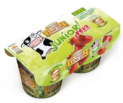 Yogures ecologicos
