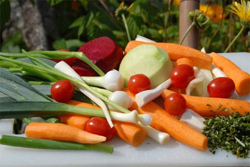 Los alimentos ecológicos no son más nutritivos