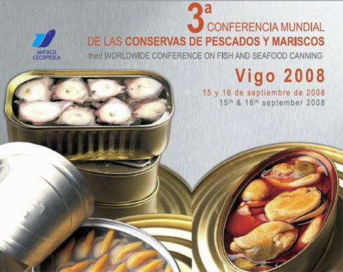 Conferencia Mundial de Conservas de Pescados y Mariscos