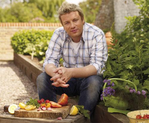 Entrevista Jamie Oliver