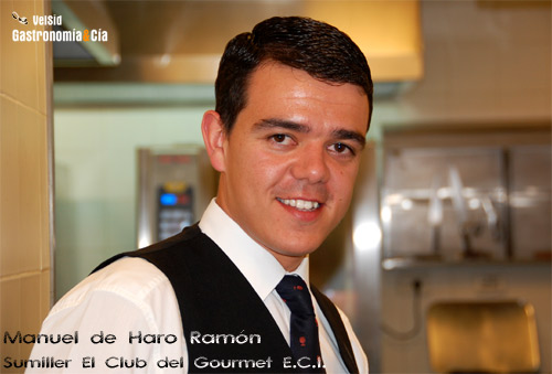 Sumiller El Club de Gourmets E.C.I Castellón
