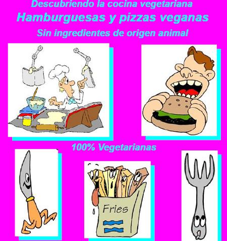 recetas vegetarianas descarga gratis