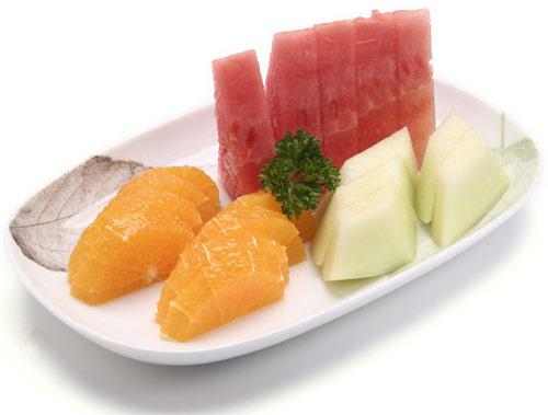 sandia melon dieta verano