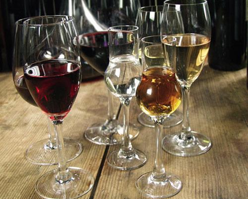 Producción vinos Italia
