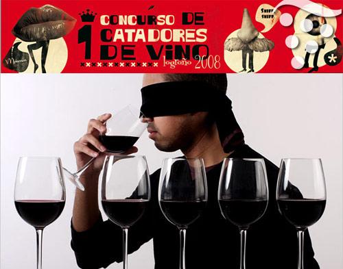 | Concurso catadores de vino
