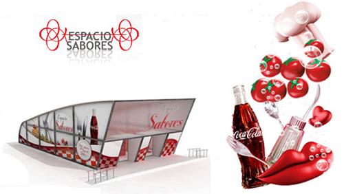 Coca Cola gira gastronómica
