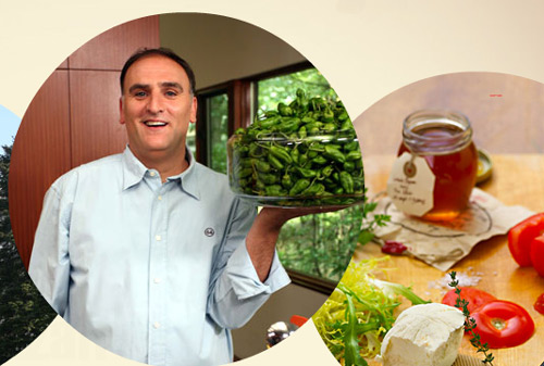 José Andrés abre restaurante Bazzar