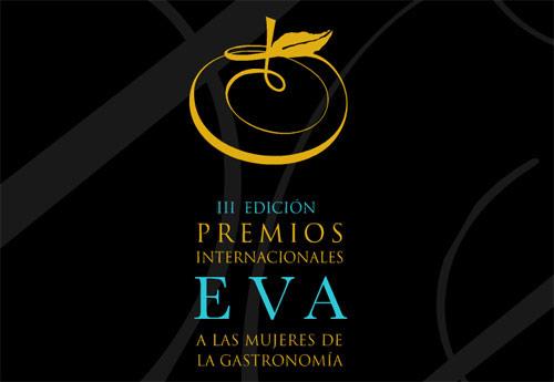 III Edición Premios Internacionales EVA a las mujeres de la Gastronomía