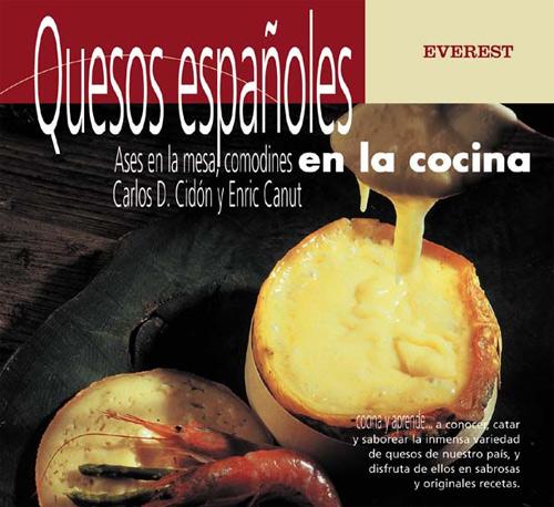 Quesos españoles Carlos Cidon y Enric Canut