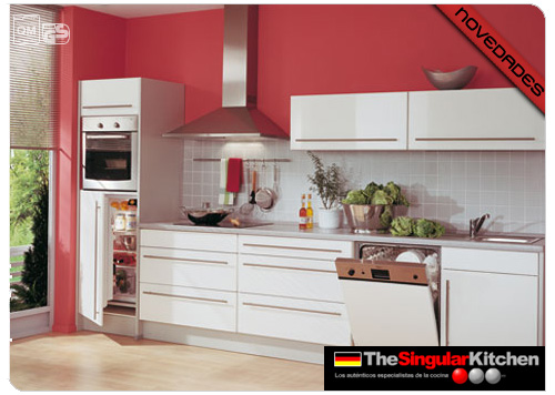 Diseño de cocinas online en The Singular Kitchen | Gastronomía & Cía