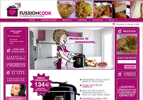 Web FussionCook