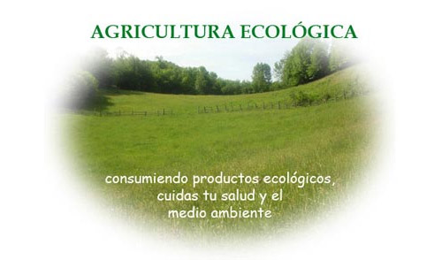 ecologica agricultura: