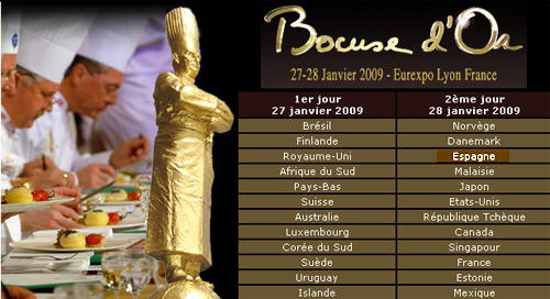 Bouse d'Or 2009