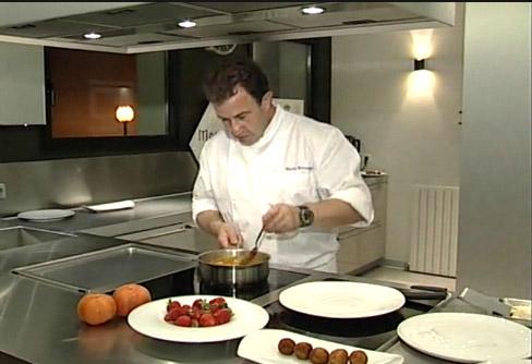 Martín Berasategui presenta Mis platos de casa