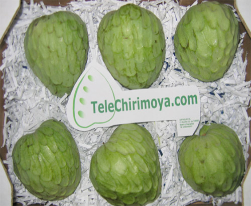Comprar chirimoyas