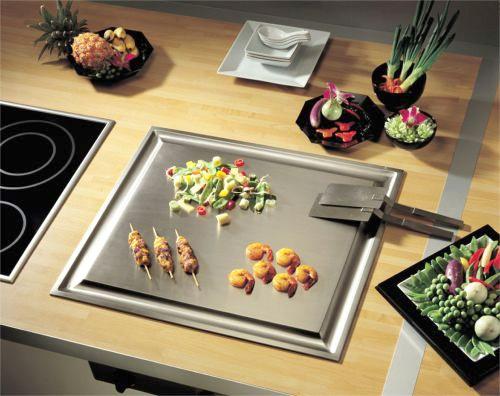 Doce recetas de pescado a la plancha for Menaje cocina japonesa