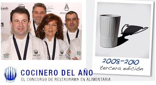 III Concurso Cocinero del Año