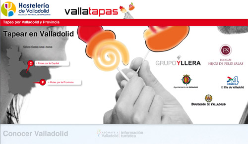 De tapas por Valladolid