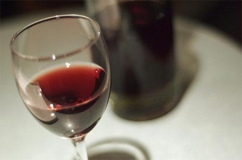 cáncer y vino