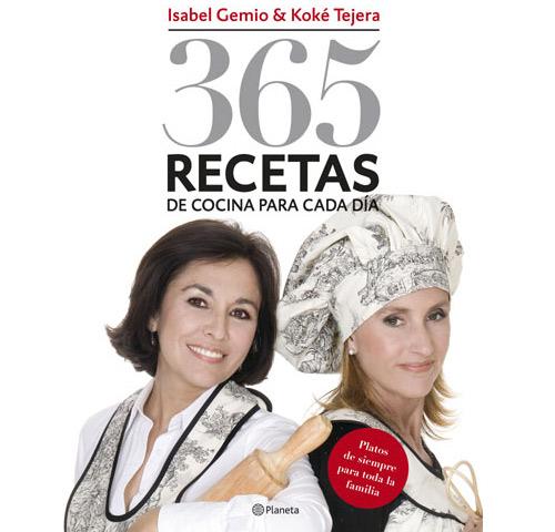 Recetas Isabel Gemio