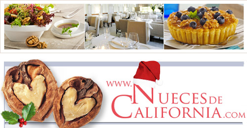 Concurso Recetas Nueces de California