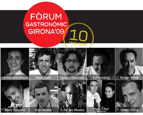 Forum Gastronómico Gerona