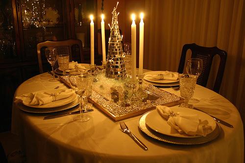 Decorar la mesa de navidad gastronom a c a for Cenas frias canal cocina