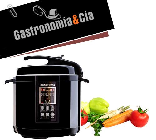 Concurso Gastronomía & Cia y FussionCook