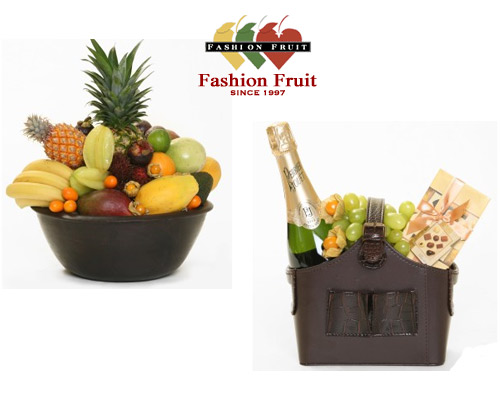 Cestas de frutas a domicilio