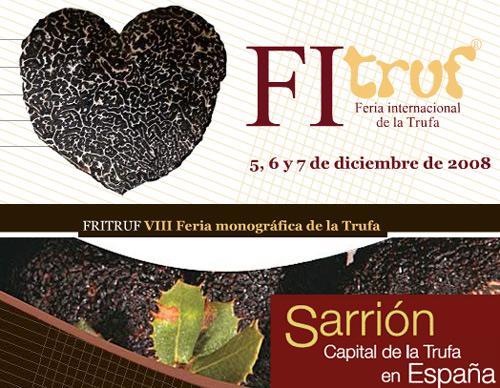 Fitruf Feria Internacional de la Trufa