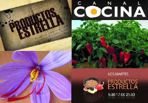 Productos Estrella Canal Cocina