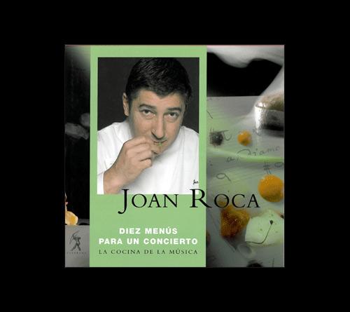 Diez men s para un concierto - Cocina con joan roca ...