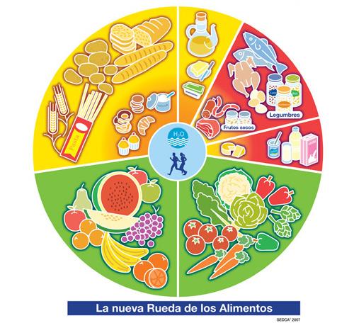 Grupos De Alimentos Gastronomía Cía