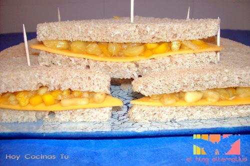 Sándwich integral