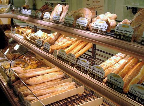 Pan con menos sal