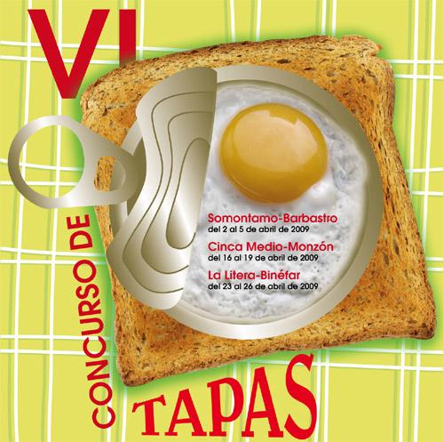Concurso de Tapas Somontano