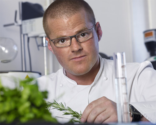 Heston Blumenthal abre The Fat Duck