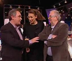 Ferrán Adrià y Juan Mari Arzak en Hora Q
