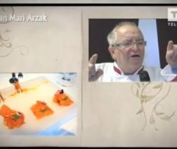 Juan Mari Arzak nos habla de la cocina de vanguardia