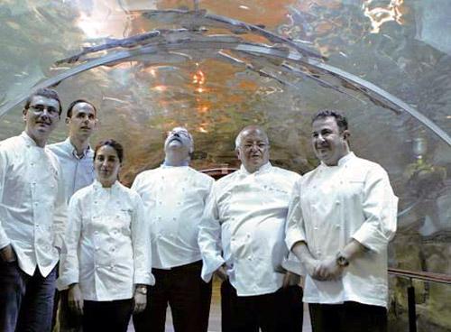 Presentación San Sebastián Gastronomika