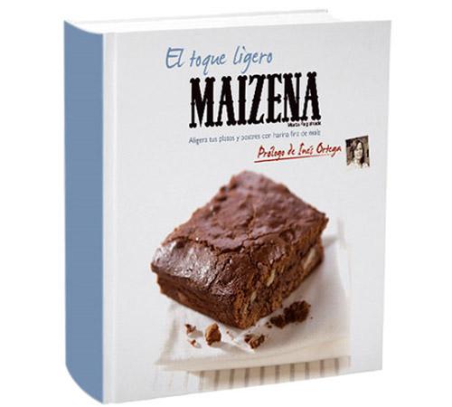 Libro de recetas Maizena