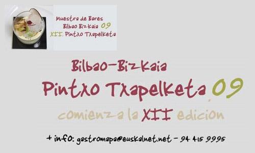 Muestra Pintxos Bilbao Bizkaia