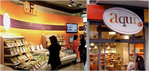 Aquí é Supermercados
