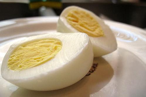 huevo duro gastronom a c a