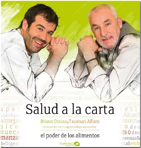 Txumari Alfaro y Bruno Oteiza
