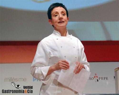 Carme Ruscalleda gestiona restaurante en Barcelona
